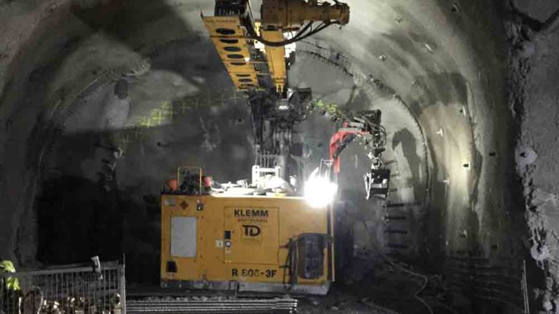 Spiling Subterra