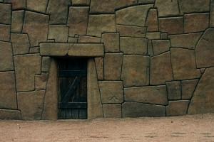 Betong ser ut som äkta sten - BESAB