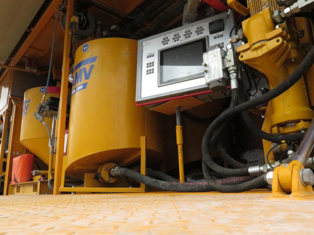 Injektering betong - BESAB