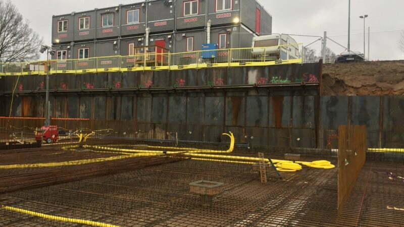 Fundament - betong - grund- BESAB