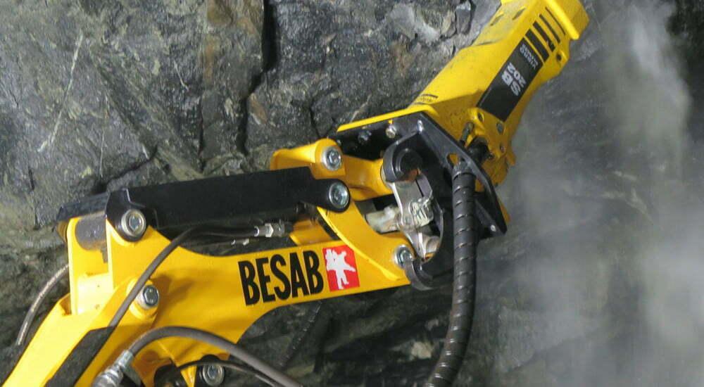 Maskiner hos BESAB