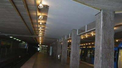 Vällingby Tunnelbanestation - BESAB